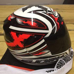 SUOMY ヘルメット バイク
