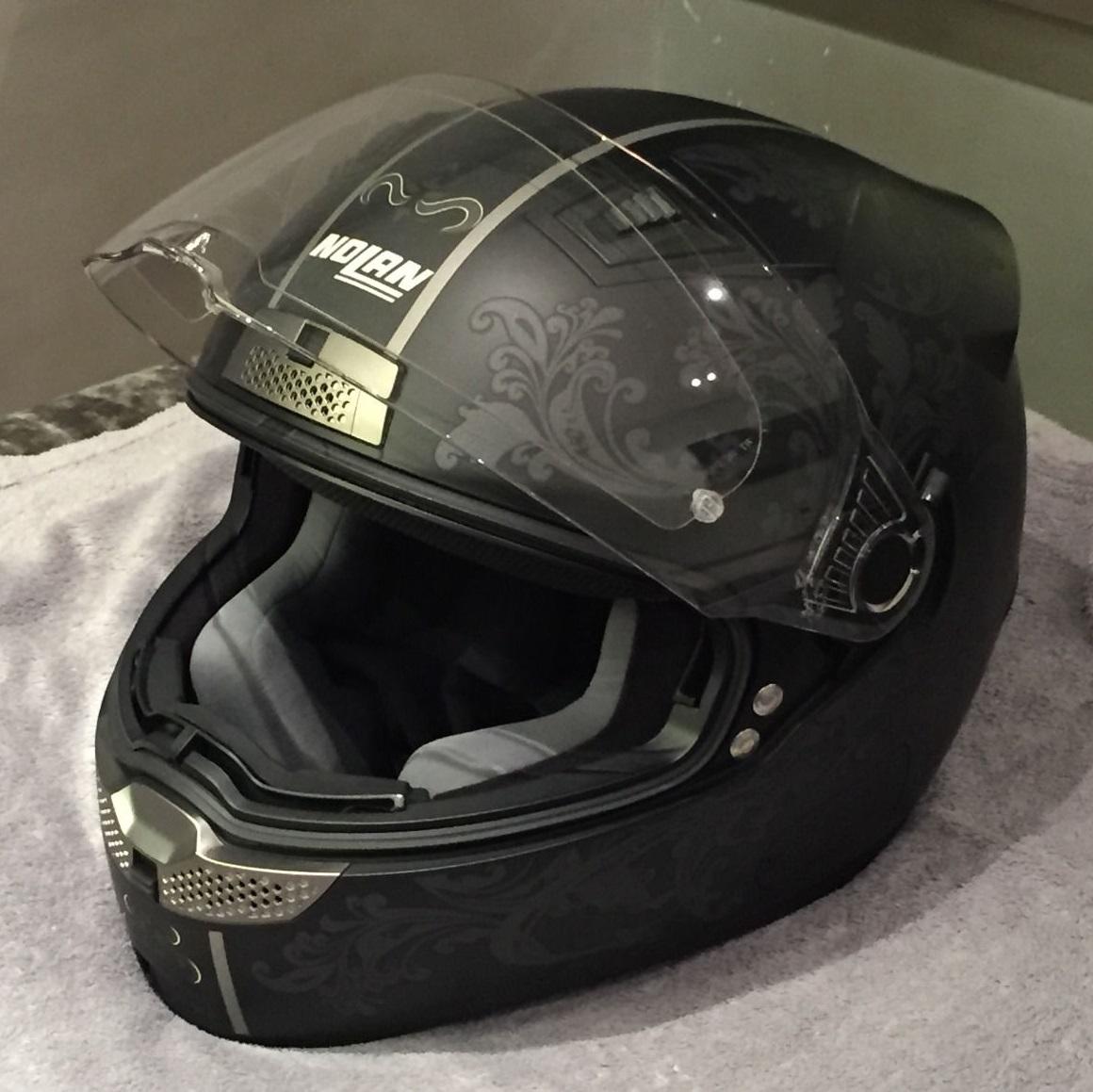 バイクヘルメット ノーラン