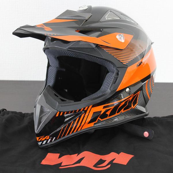 ヘルメット KTM