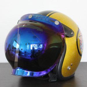 バイクヘルメット インディアン