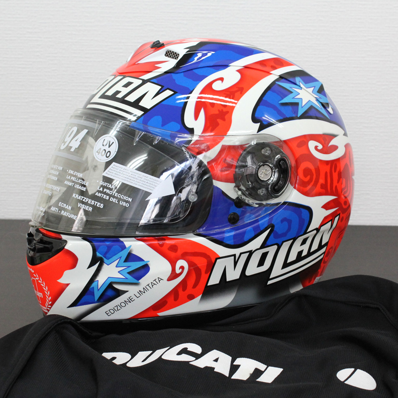 DUCATI ヘルメット