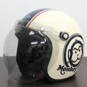 ヘルメット モンキー