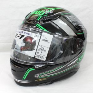 SHOEI Z-7 DOMINANCE ヘルメット 買取