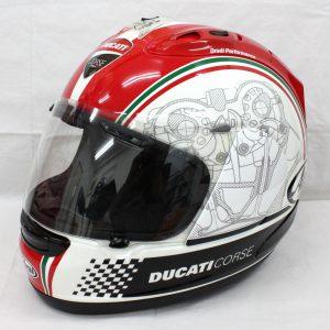 Arai DUCATI CORSE RX-7 RR5 ヘルメット 買取