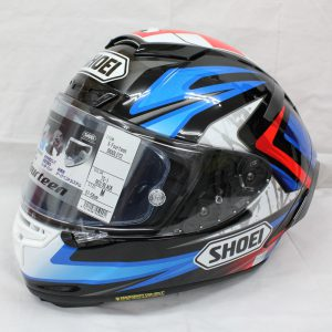 ヘルメット 買取 SHOEI X-Fourteen BRADLEY3