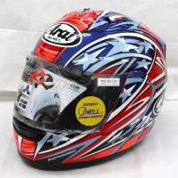 ヘルメット 買取 Arai アライ RX-7 RR4 エドワーズGP レプリカ