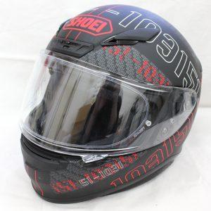 ヘルメット 買取 SHOEI Z-7 PERMUTATION