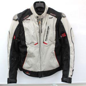 バイクウェア 買取 KOMINE コミネ JK-016 フルイヤージャケット チタニウム