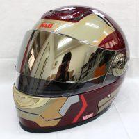 ヘルメット 買取 OGK Kabuto AFFID アイアンマン システムヘルメット