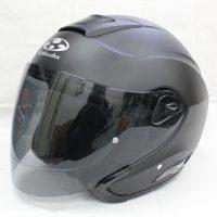 ヘルメット 買い取り OGK Kabuto ASAGI アサギ ジェットヘルメット フラットブラック