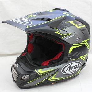 ヘルメット 買取 Arai アライ V-CROSS4 SLY オフロード フルフェイスヘルメット