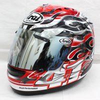 ヘルメット 買取 Arai アライ RX-7 RR5 HAGA 芳賀 レプリカモデル フルフェイスヘルメット