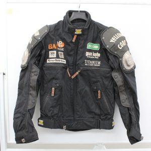 バイクウェア 買取 YELLOW CORN イエローコーン インナー付 ライダースジャケット