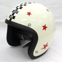 ヘルメット 買取 BABY BUCO LATE 60's STYLE スターチェッカー ジェットヘルメット
