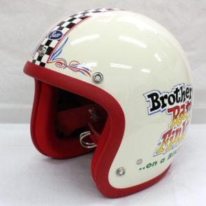 ヘルメット 買取 SMALL BUCO スモールブコ RAT FINK ジェットヘルメット