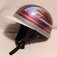 ヘルメット 買取 TACHIBANA タチバナ コルク半 半帽 半キャップ 半ヘル ヘルメット
