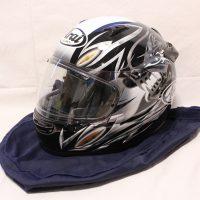 ヘルメット 買取 Arai アライ QUANTUM-J ETERNAL フルフェイスヘルメット