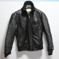 バイクウェア 買取 MOTO FIELD モトフィード レザー ライダースジャケット