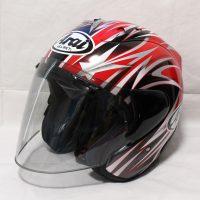 ヘルメット 買取 Arai アライ SZ-Ram3 STELLA ステラ ジェットヘルメット