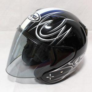 ヘルメット 買取 Arai アライ SZ-F ジェットヘルメット