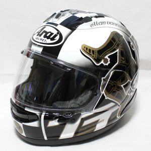 ヘルメット 買取 Arai アライ RX-7X IOM-TT 2017 フルフェイスヘルメット