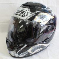 ヘルメット 買取 SHOEI ショウエイ QWEST クエスト SPRIT フルフェイスヘルメット