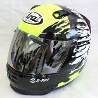 ヘルメット 買取 Arai アライ Rapide-IR SPLASH フルフェイスヘルメット