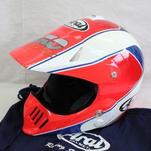ヘルメット 買取 Arai アライ MX SPIRIT MX-2 オフロード フルフェイスヘルメット