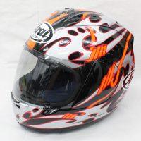 ヘルメット買取 Arai アライ RX-7 RR4 ニッキー ヘイデン レプリカ フルフェイスヘルメット
