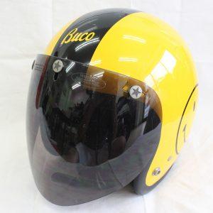 ヘルメット 買取 BABY BUCO ベビーブコ SMILE スマイル イエロー ジェットヘルメット