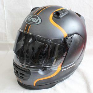 ヘルメット 買取 Arai アライ RAPIDE-IR BOLD PS フルフェイスヘルメット
