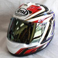 ヘルメット 買取 Arai アライ RX-7 RR5 AOYAMA GP フルフェイスヘルメット