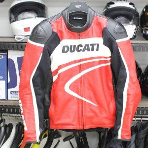 バイク用品 買取 DUCATI ドゥカティ DAINESE ダイネーゼ ライダース 本革 レザージャケット