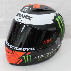 ヘルメット 買取 SHARK シャーク Race-R Pro Lorenzo Monster Mat フルフェイスヘルメット ロレンソ レプリカ