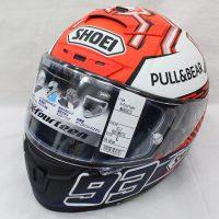 バイク用品 ヘルメット 買取 SHOEI ショウエイ X-fourteen MARQUEZ5 フルフェイスヘルメット