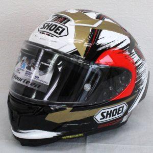 バイク用品 買取 SHOEI ショウエイ X-Fourteen MARQUEZ MOTEGI2 フルフェイスヘルメット