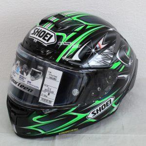 ヘルメット バイク用品 買取 SHOEI ショウエイ X-Fourteen YANAGAWA5 フルフェイスヘルメット