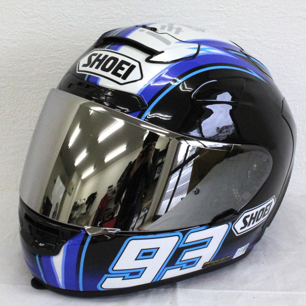 ヘルメット バイク用品 買取 SHOEI ショウエイ X-TWELVE MONTMELO MARQUEZ モントメロ マルケス フルフェイスヘルメット