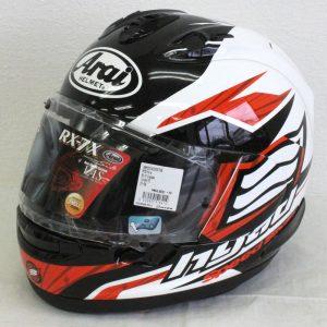 ヘルメット バイク用品 買取 Arai × HYOD アライ × ヒョウドウ RX-7X Grenade グレネード フルフェイスヘルメット
