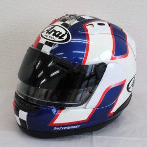 ヘルメット 買取 バイク用品 Arai アライ RX-7 RR5 HASLAM GP ハスラムGP フルフェイスヘルメット