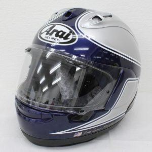 ヘルメット バイク用品 買取 Arai アライ RX-7X SPENCER 40th スペンサー 40周年モデル フルフェイスヘルメット