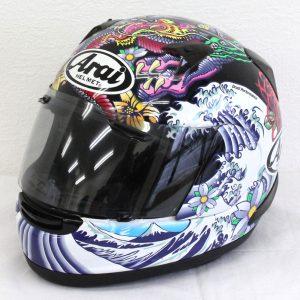 ヘルメット 買取 バイク用品 Arai アライ ASTRO IQ ORIENTAL オリエンタル フルフェイスヘルメット