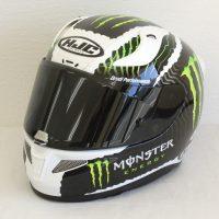 ヘルメット 買取 バイク用品 HJC HJH130 RPHA 11 ミリタリーサンドホワイト フルフェイスヘルメット
