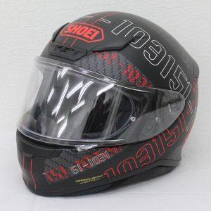 ヘルメット 買取 バイク用品 SHOEI ショウエイ Z-7 PERMUTATION パーミュテーション フルフェイスヘルメット