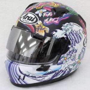 ヘルメット 買取 バイク用品 Arai アライ XD ORIENTAL オリエンタル フルフェイスヘルメット