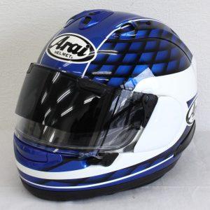 ヘルメット 買取 Arai アライ RX-7X TAIRA BLUE タイラ ブルー フルフェイスヘルメット