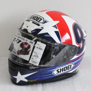 ヘルメット 買取 バイク用品 SHOEI ショウエイ Z-7 INDY MARQUEZ マルケス フルフェイスヘルメット