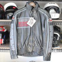 バイクウェア バイク用品 買取 KUSHITANI クシタニ K0587 本革 レザー パドックジャケット