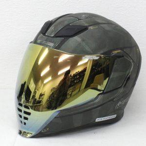 ヘルメット 買取 ICON アイコン AIRFLITE BATTLESCAR2 エアフライト バトルスカー2 フルフェイスヘルメット