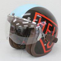 ヘルメット 買取 AIR BORN TAG HEUER タグ・ホイヤー MODERN ジェットヘルメット